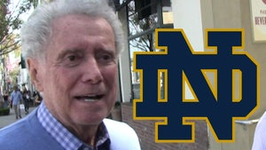 Regis Philbin to Be Buried at Notre Dame Campus, Was ND Superfan