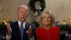 Joe and Jill Biden's Christmas Message, 'Brighter Days are Coming Soon'