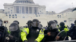 D.C. and Capitol Police Already Exhausted Days Before Inauguration