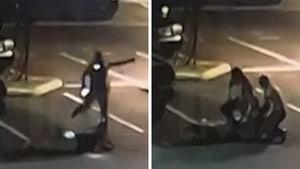 Cop Under Investigation After Video Shows Him Kicking Suspect in Head