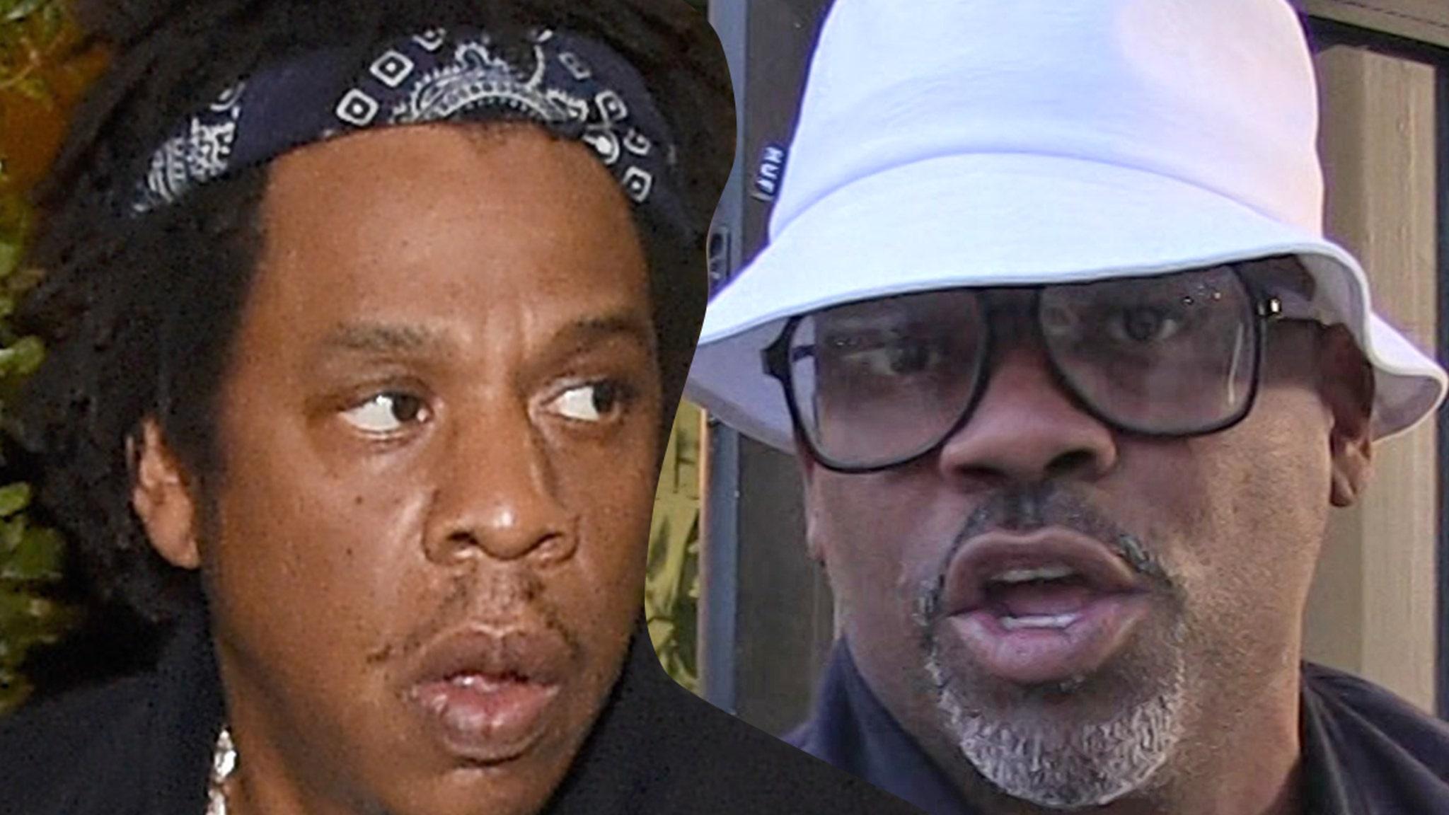 Roc-A-Fella Sues Damon Dash Over 'Reasonable Doubt' NFT - TMZ