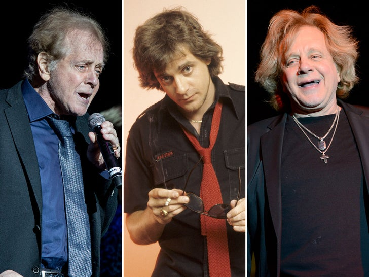 Eddie Money -- Through The Years