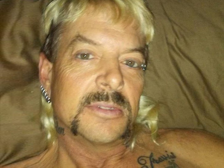 'Tiger King' Star Joe Exotic Files Lawsuit from Prison, Seeks Nearly $94 Mil - EpicNews