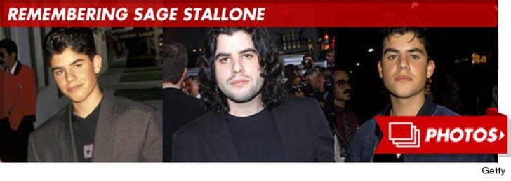 Remembering Sage Stallone