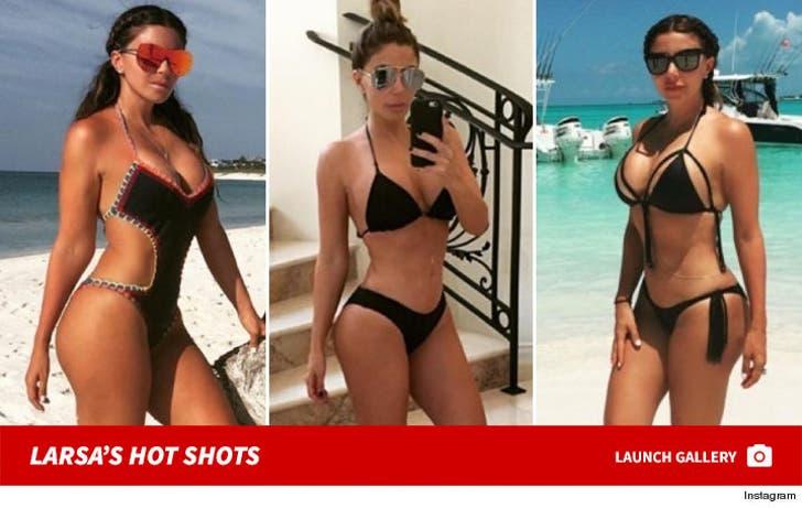 Larsa Pippen's Hot Shots