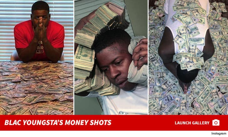Blac Youngsta's Money Shots