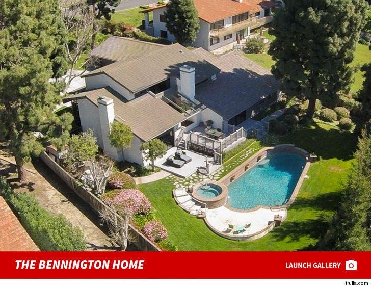 Chester Bennington Home