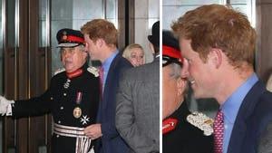 Prince Harry Resurfaces