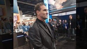 UFC Legend Ken Shamrock -- I'm a Bodyguard Now ... FOR 50 CENT!!