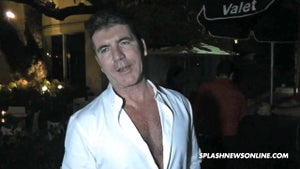 Simon Cowell -- I Am a Good Dad!! Even Doctors Agree