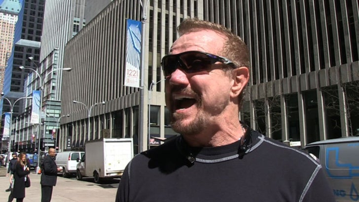 Jake The Snake Roberts Close To Being Cancer Free
