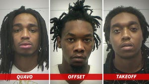 Migos Drug Bust -- And Then There Was One ... Held Without Bail
