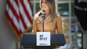 Melania Trump Defends 'Be Best' Pamphlet Against Plagiarism