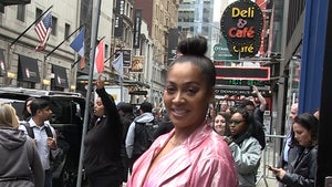 Lala Anthony Says Carmelo Anthony Will Return to NBA, 'Facts'