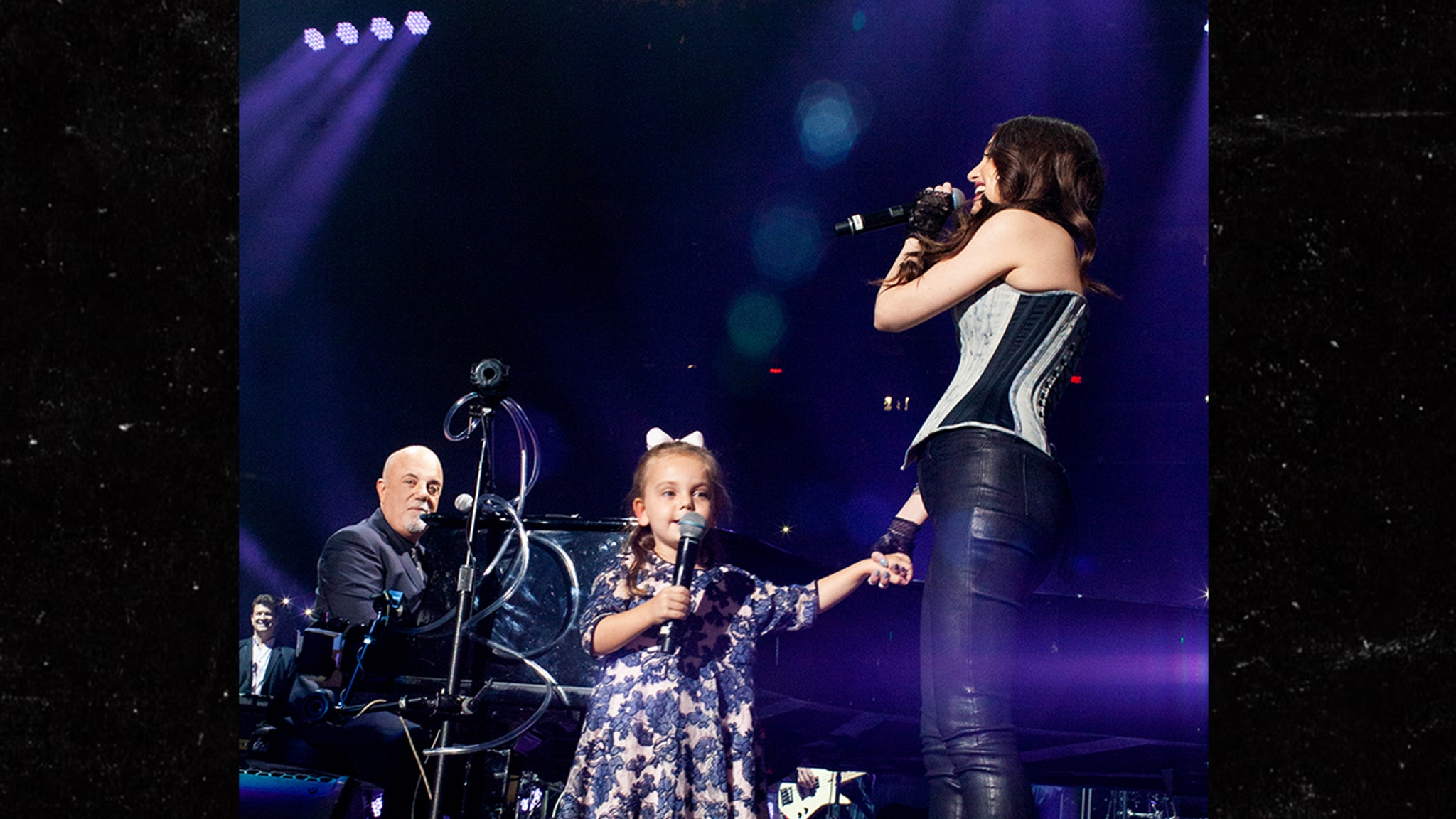 Billy Joel's Daughters Sing 'Happy Birthday' for His 70th ...