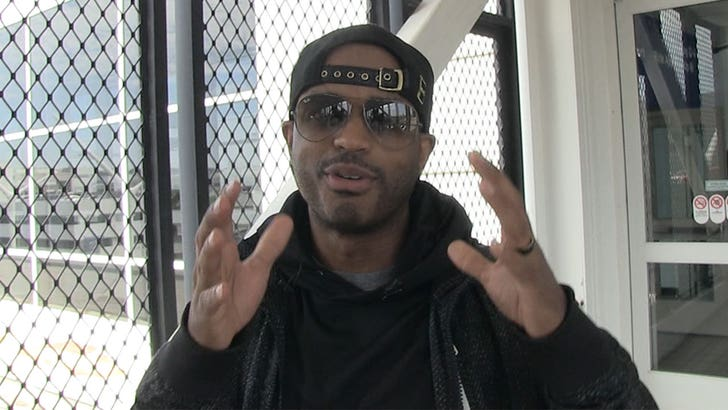 Power' Star Larenz Tate Chimes In On Trey Songz Theme Song