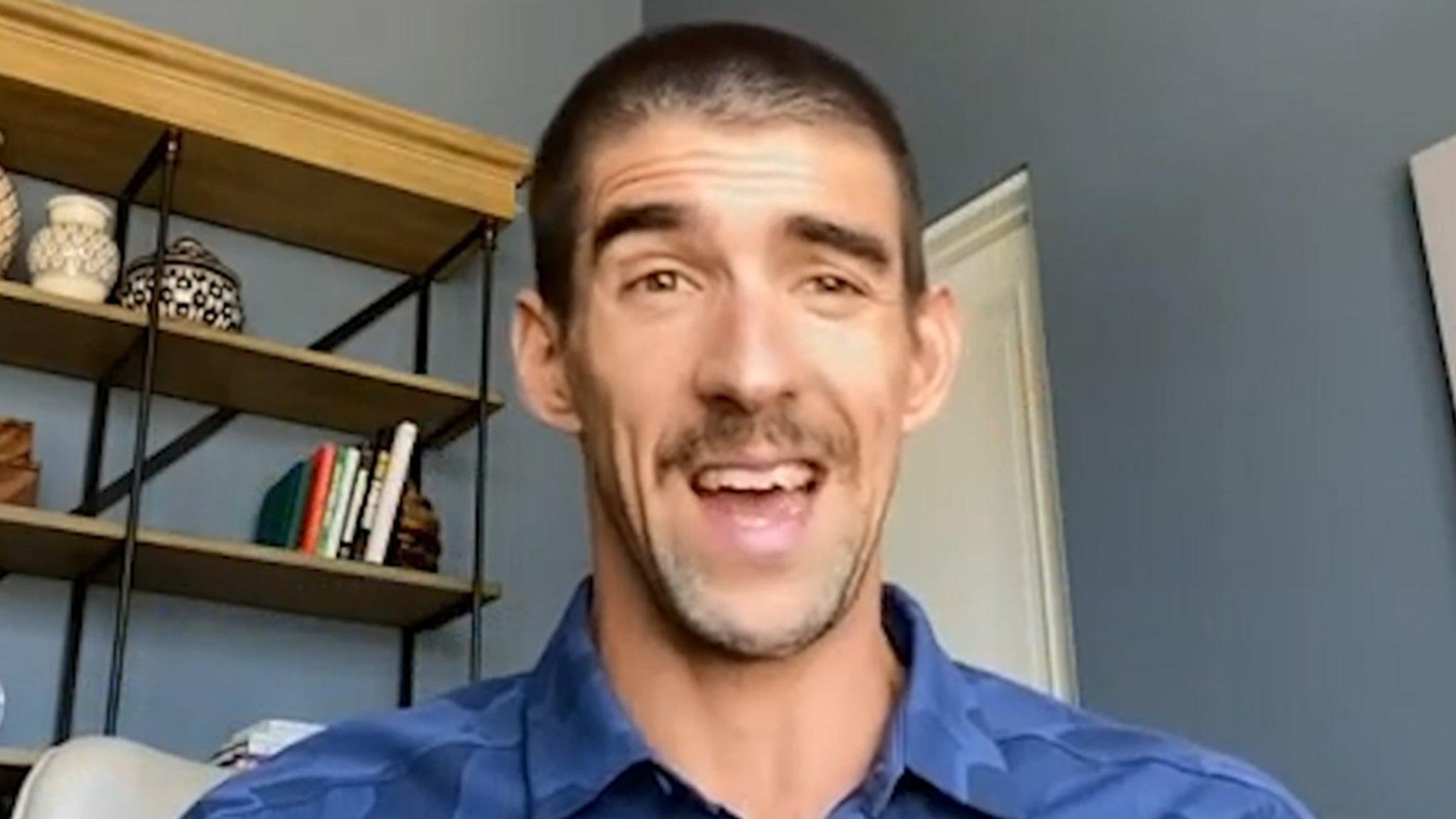 Michael Phelps Says He Was An 'A-Hole' Like Michael Jordan, Pushed Teammates