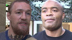 Conor McGregor 'Accepts' Fight with Anderson Silva, But Not a Done Deal