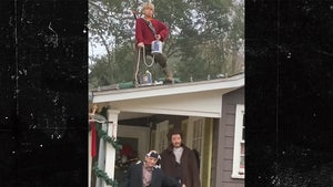 'Home Alone' Home Decorations Dead Ringer for Movie Scenes
