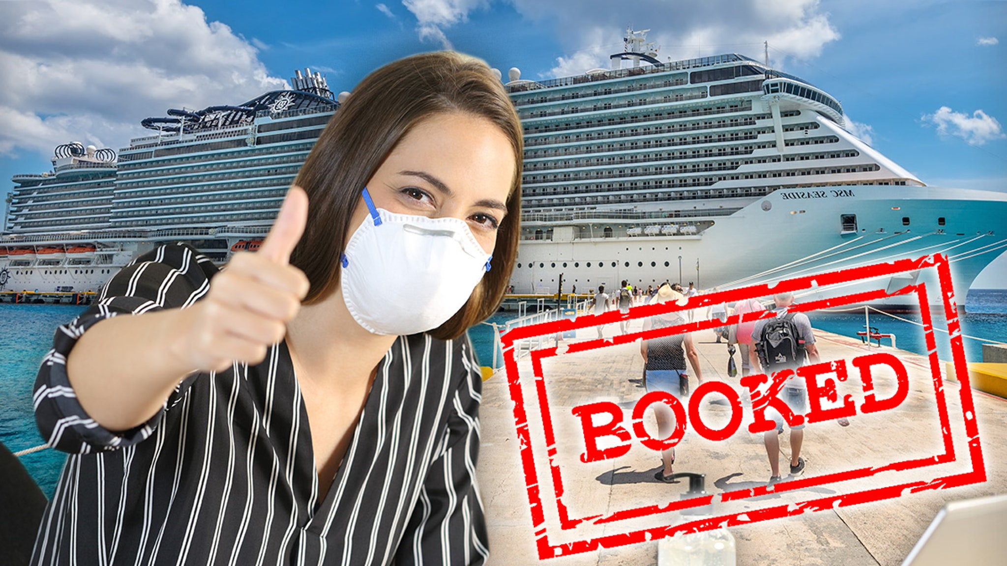 Coronavirus Travel Bookings Back On the Rise ... It's a Vaccine Boost!!!