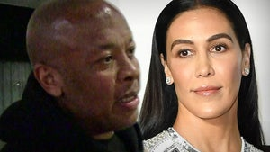 Dr. Dre Files Prenup Saying All Property is Separate, But She Gets Spousal Support