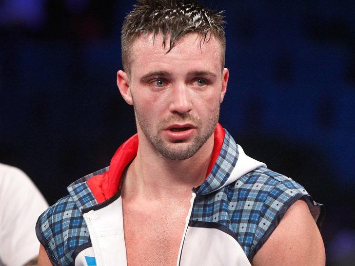 Boxing Champ Josh Taylor Hurled Racial, Homophobic Slurs at Nightclub Doorman