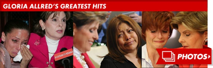 Gloria Allred's Greatest Hits