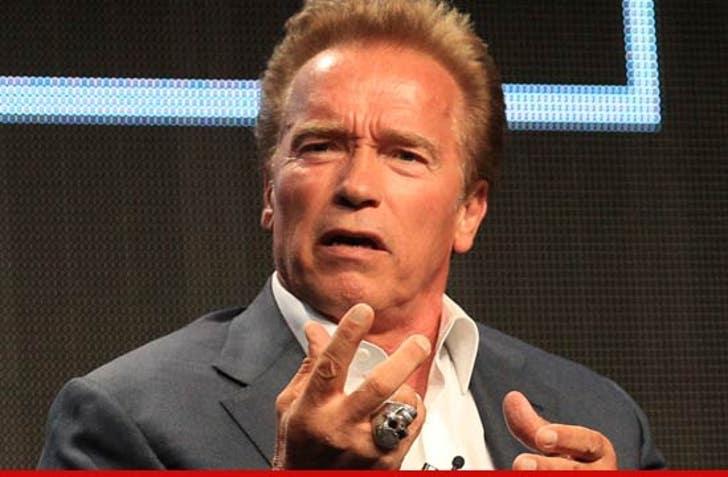 Effiong Eton: Arnold Schwarzenegger Naked Photo Worth How