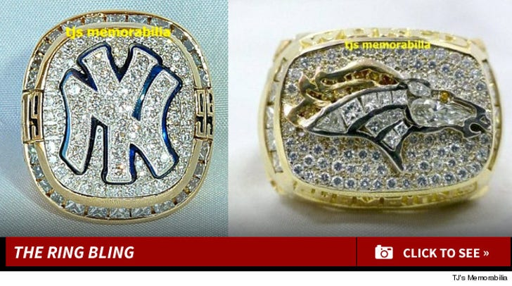 Championship Rings -- For Sale!