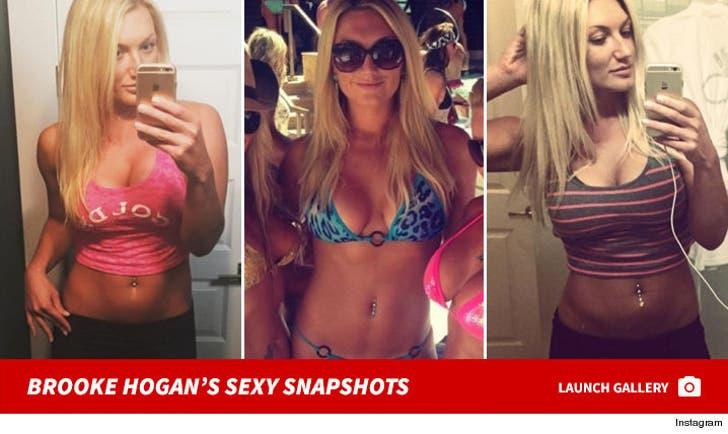 Brooke Hogan's Hot Pics
