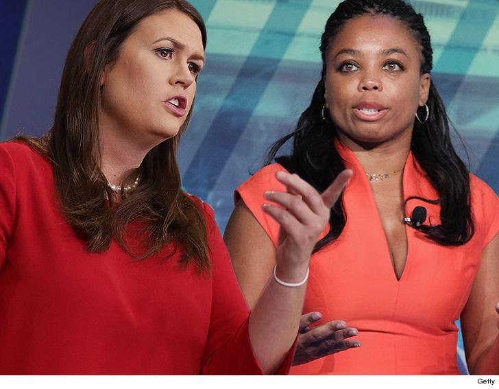 White House Press Sec: ESPN Should Fire Jemele Hill Over