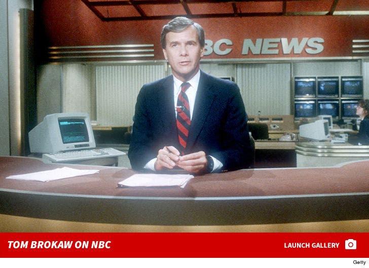 Tom Brokaw on NBC