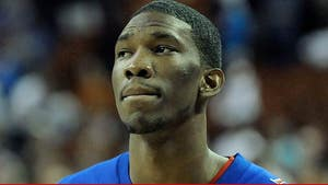 NBA Star Joel Embiid -- NUDE LEAK IS NO BIG DEAL ... We've Seen Naked Women Before