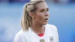 U.S. Soccer Star Allie Long's Hotel Room Burglarized, Wedding Ring And Honorary Key To NYC Stolen
