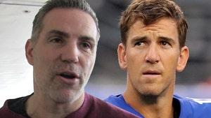 Kurt Warner Rips Giants For Benching Eli Manning, He's Not The Problem!