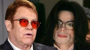 Elton John Calls Michael Jackson 'Mentally Ill' in New Memoir