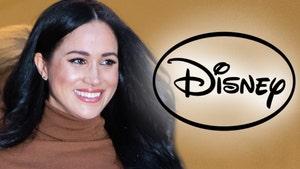 Meghan Markle Makes Disney Debut 8 Months After Prince Harry Bidding