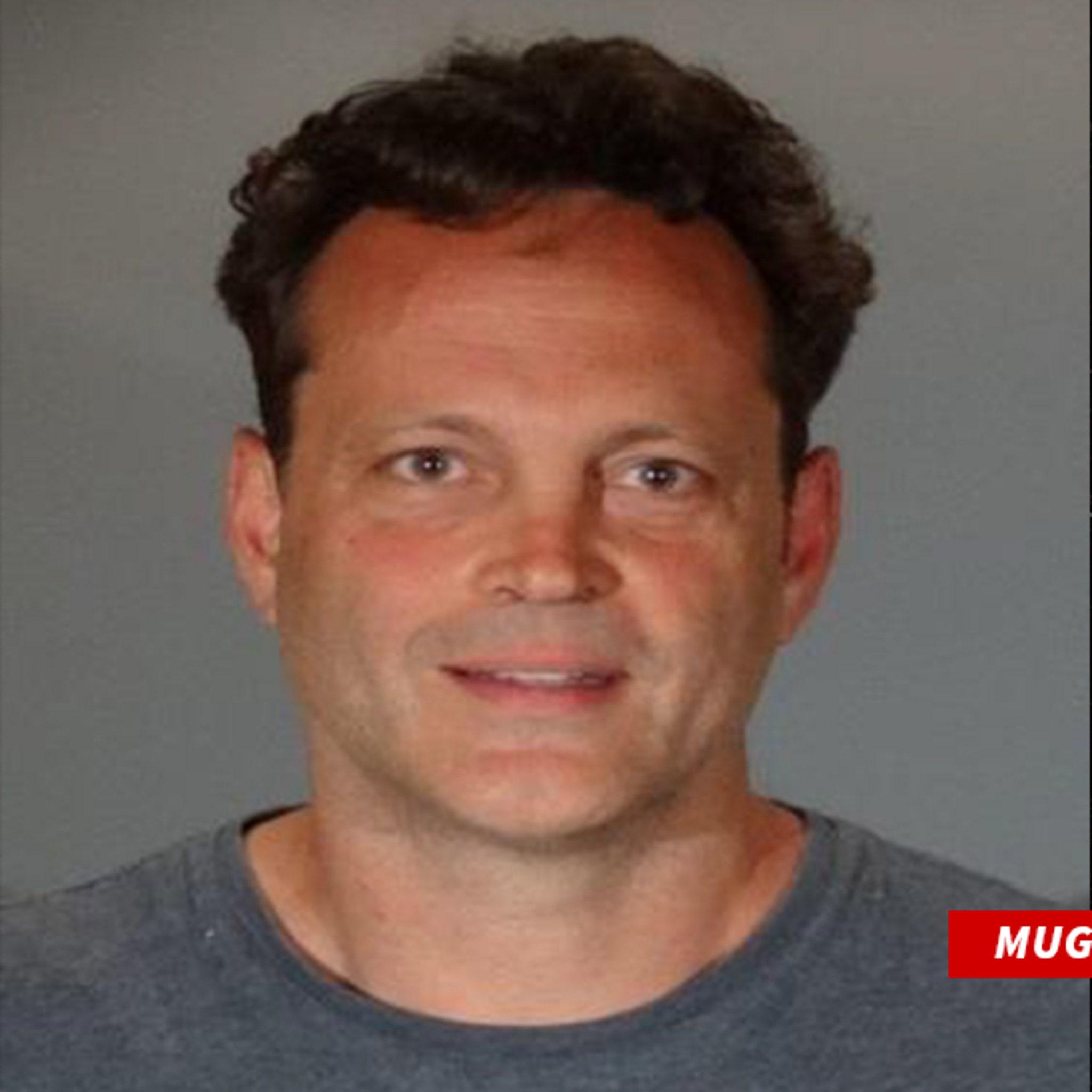 Vince Vaughn Arrested for DUI, Mug Shot Released