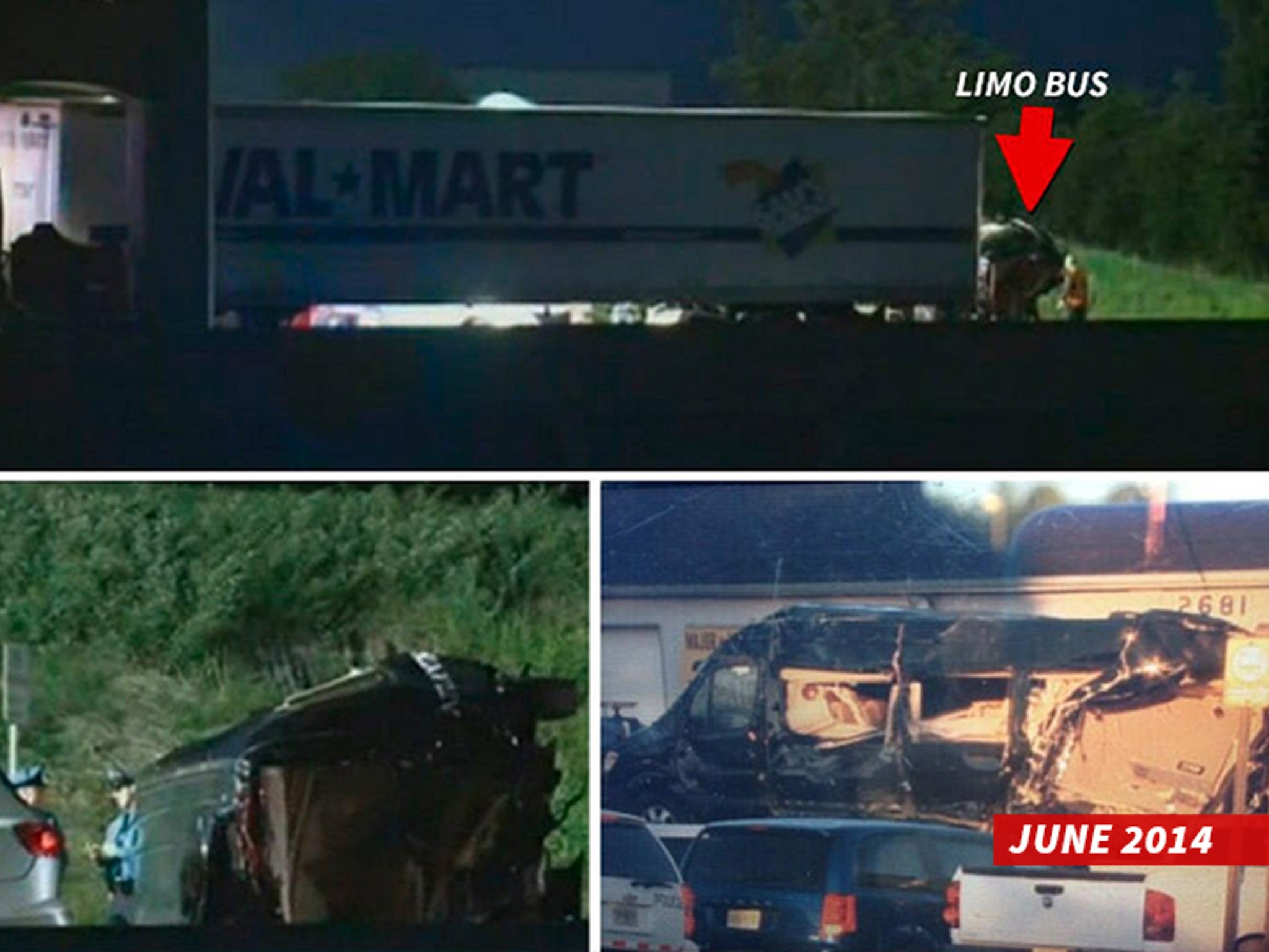 Ex-Walmart Truck Driver in Tracy Morgan Crash Strikes Deal