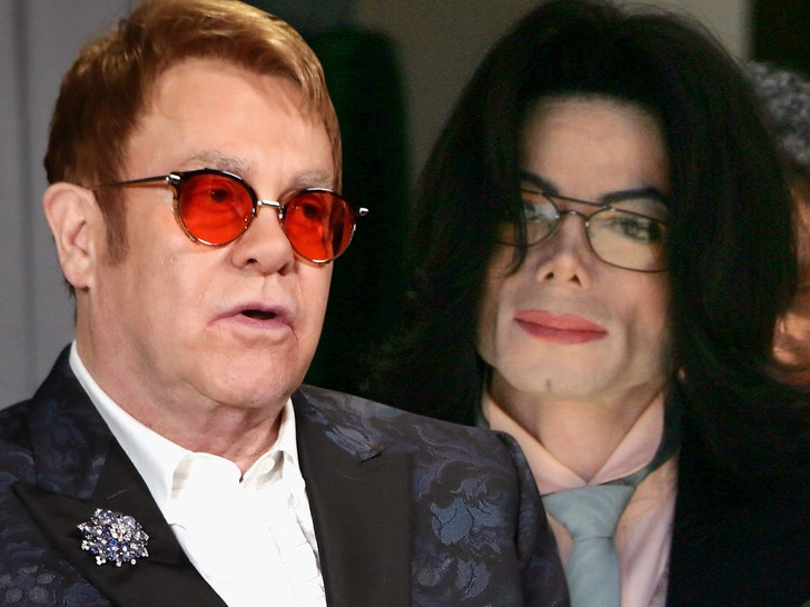 Elton John calls Michael Jackson 'mentally ill'