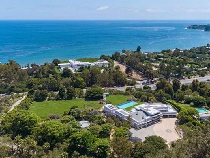Kevin Garnett's Malibu Home -- Sold!