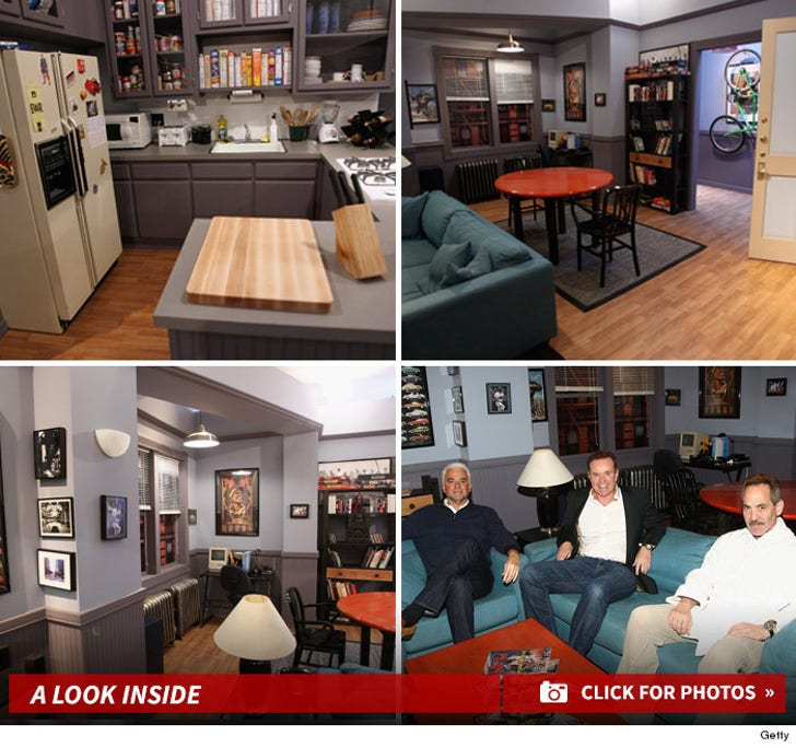 A Look Inside The Seinfeld Apartment