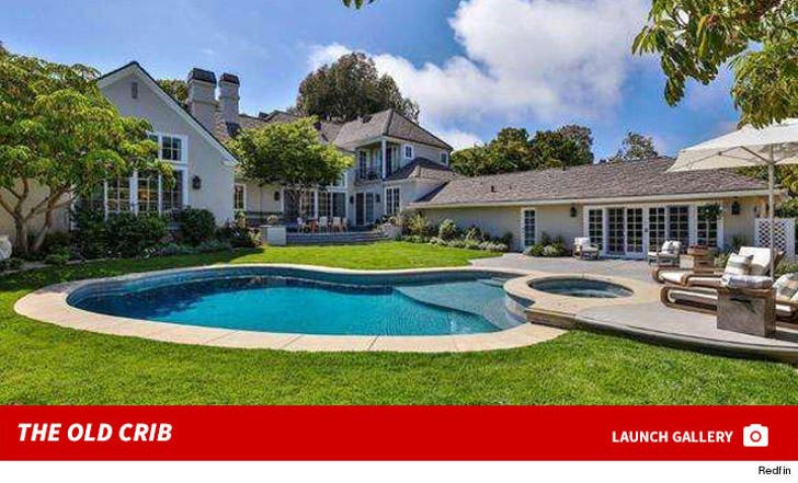 Patrick and Jill Dempsey's Pacific Palisades Home -- $OLD!