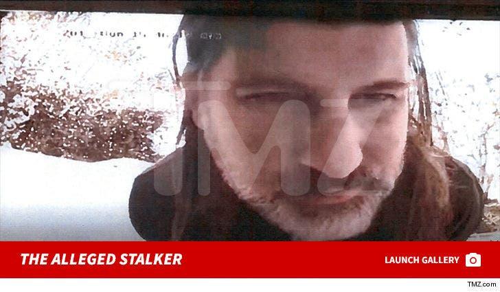 Slash -- The Alleged Stalker