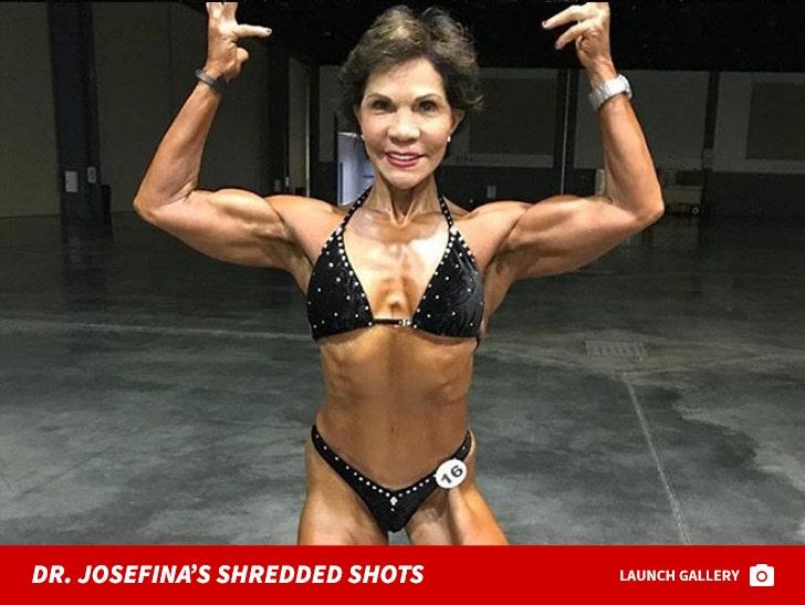 Dr. Josefina's Shredded Shots