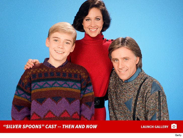 """Silver Spoons"" Cast -- Then and Now"