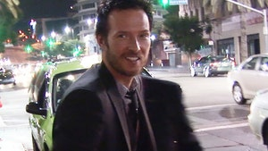 Scott Weiland -- Friends Panicked ... He Was Off Wagon with Crack