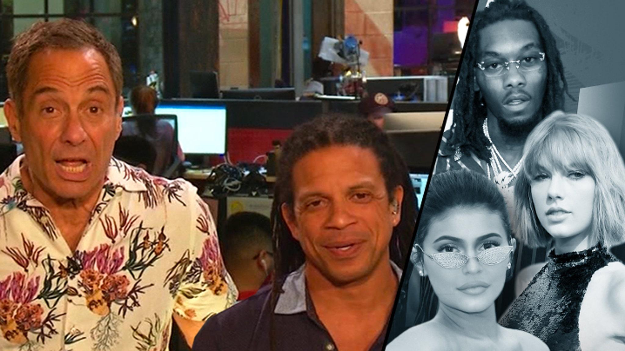 TMZ Live Kylie Jenner My Bodyguard Isn't My Baby Daddy!