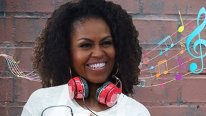 Michelle Obama Releases 2020 Workout Playlist, Oldies & Edited