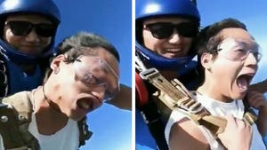 Skydiving Video Shows Parachutist Lose Consciousness